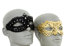 Lace masks