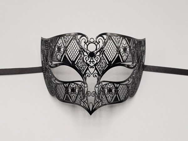 Filigree mask The Knight