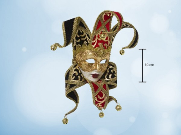 Jester miniature mask