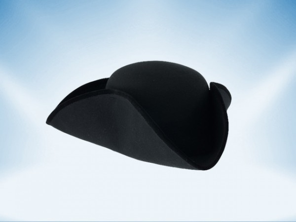 Tricorn hat Small size
